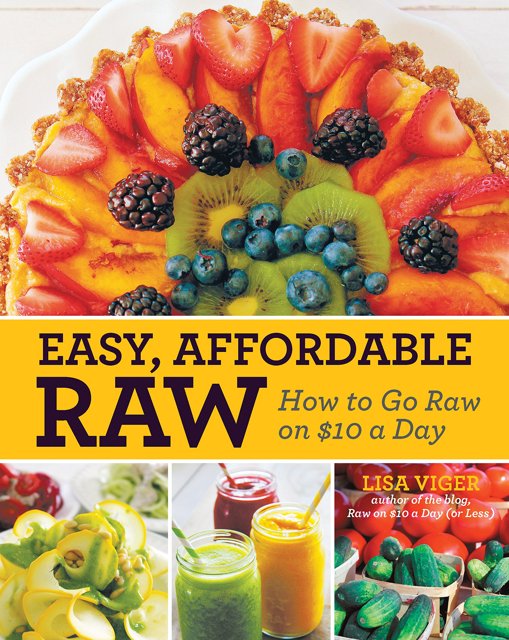 Top five raw food books for beginners the best raw food books as a beginner to raw foods it is important to have a few references to both keep you motivated and to give you new recipes to try so you dont get bored forumfinder Choice Image